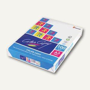 mondi ColorCopy Farbkopierpapier, DIN A3, 100 g/m², 500 Blatt, ColorCopy