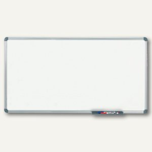 MAUL Whiteboard Office, magnethaftend, 100 x 200 cm, grau, 6269684