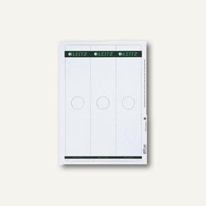 PC-beschriftbare Hängeordner-Rückenschilder, breit, 61 x 279 mm, 75 St.