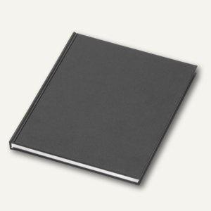 """Gästebuch """" Classic"""", 205 x 240 mm, 144 Seiten, grau ohne Prägung, 5420081"""