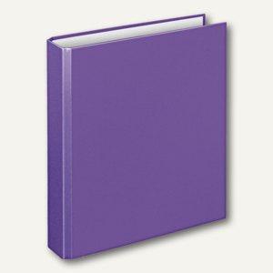 "Ringbücher "" Basic"", DIN A5, PP, 2 D-Ringe Ø 25 mm, lila, 10 Stück, 1151070"