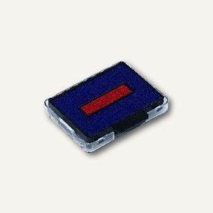 Trodat Ersatzkissen Swop Pad für 5430/5435, blau/rot, 2 Stück, 82105