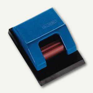 MAUL Rollen-Klemmboy S, selbstklebend, 3, 3 x 4, 3cm, blau, 10 St., 6241035