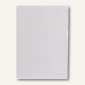 Bene Klarsichthüllen, 150 my, DIN A5, PVC, glasklar, 50 Stück, 205100