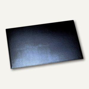 """Läufer """" Monza"""" Schreibunterlage aus Lederfaserstoff, 65 x 45 cm, schwarz, 37456"""