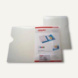 Präsent-Mappe S, DIN A4, 2 Klappen, 30 Blatt, transparent, 25 Stück, 26642.086