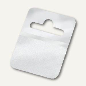 Euroloch-Aufhänger Tasche, selbstklebend, 50 x 35 mm, 1.000 Stück, 2010000