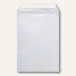 FSC Versandtaschen DIN C4, 100 g/m², haftklebend, weiß, 250 Stück, A11080FSC