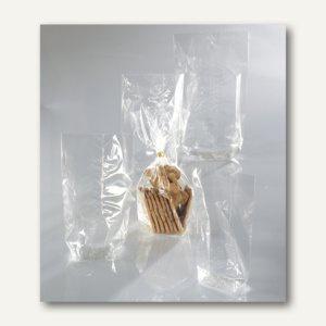 Folia Zellglasbeutel, 180 x 300 mm, transparent, 100 Stück, 283/00