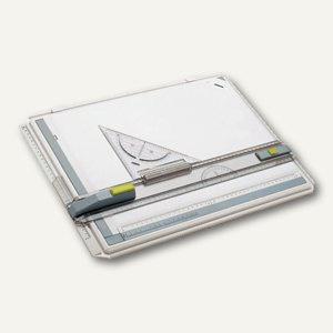 Aristo Profi Plus A3 Zeichenplatte, L-System, im Kunststoffkoffer, AH7035