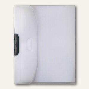 Durable Klemm-Mappe DURASWING PROJECT, Steckverschluss, transp., 25 St., 2287-19