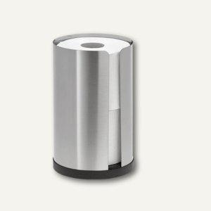 Blomus Nexio - WC-Rollenhalter aus Edelstahl, (H)220 x (Ø)135 mm, 68410