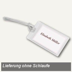 Veloflex Namensschild, Laminiergröße 92 x 54 mm, 300 my, 100 St., 2651100