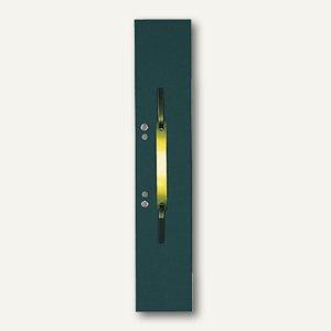 Elba Heftstreifen, Karton, 250 g/m², 305 x 60 mm, grün, 50er-Pack, 100091151