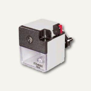 Dahle Spitzmaschine 166, bis 12 mm, Schreibtischbefestigung, grau, 00166-21275