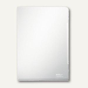 Sichthülle SUPER PREMIUM, DIN A4, 150my, PVC, transparent.-klar, geklebte Unters