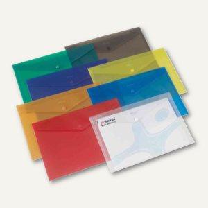 Rexel Carry Folder, DIN A5, farblich transluzent sortiert, 25er Pack, 2100424