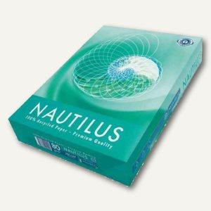 mondi Recyclingpapier Kopierpapier Nautilus DIN A4 - 80g - 2.500 Blatt, 801A80 /