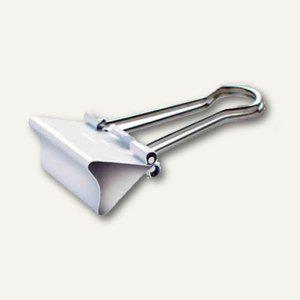 MAUL mauly 214, Breite 19 mm, Klemmweite 7mm, weiß, 10 x 12 St., 2141902