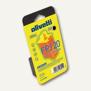 Olivetti Druckkopf Monoblock, FPJ20, schwarz, 84431