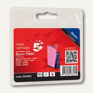 officio Tintenpatrone, ersetzt Epson T048340, magenta, 13 ml - Vorschau