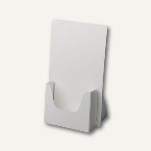 dataplus Prospektständer DIN Lang, transparent, 10 Stück, 61080086
