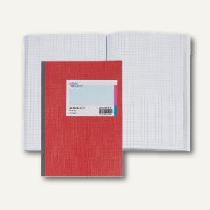 König & Ebhardt Kladde, DIN A5, kariert, 96 Blatt, steifbroschiert, 8615272
