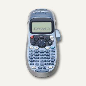 """Dymo Beschriftungsgerät """" LetraTag 100H"""", blau/grau, S0883990"""