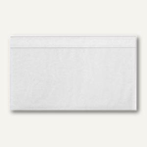 Veloflex TURA-Versandtaschen, DIN lang, PE, unbedruckt, 1.000 Stück, 2065000