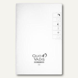 """Quo Vadis """" Trinote"""" Adress-/Telefonverzeichnis, 18 x 24 cm, Weißschnitt, 714010Q"""