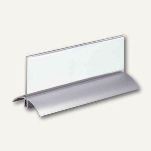 "Tischnamensschild "" Desk Presenter de Luxe"", 210 x 61 mm, 10 Stück, 8202-19"