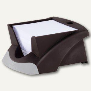 Durable Zettelkasten Note Box VEGAS, 90x90mm Notizzettel, schwarz-silber, 7714-01 - Vorschau