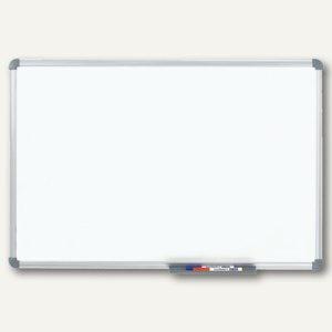 MAUL Whiteboard Office, magnethaftend, 150 x 100 cm, grau, 6269484
