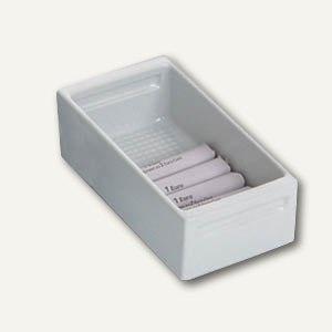 """Rollenkasten """" RK 20"""", 20 x 10.5 x 6.5 cm, Kunststoff, lichtgrau, 70783120207500"""