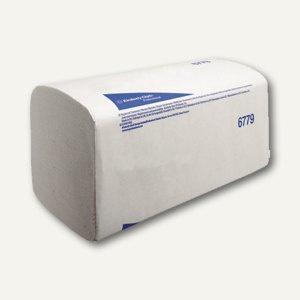 Handtücher Ultra Klein, Interfold-Falz, 210 x 230 mm, 2-lagig weiß, 2.790 St.