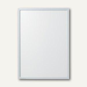 Ultradex Infotasche DIN A4, hoch/quer, magnethaftend, weiß, 5 Stück, 889008