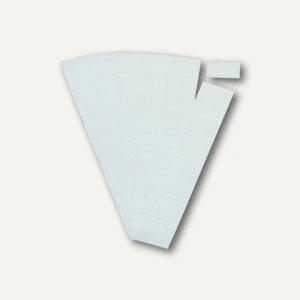 Ultradex Steckkarten für Planrecord Tafeln, 5 cm, grau, 90er Pack, 140509