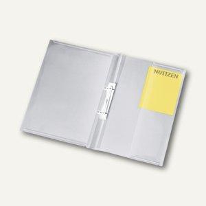 Veloflex Angebotshefter Crystal A4 m. Tasche, PP transparent, 20 St., 4739290
