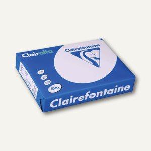 Clairefontaine Papier, DIN A4, 90 g/m², weiß, 500 Blatt, 2896C