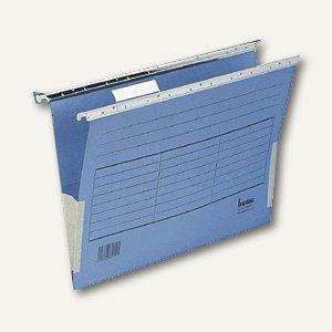 Bene Karton-Hängetaschen Vetro Mobil, für DIN A4, blau, 5 St., 116905 BL