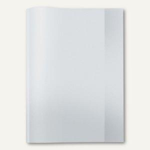 Herma Heftschoner PP DIN A4 transparent/farblos, 25 Stück, 7490