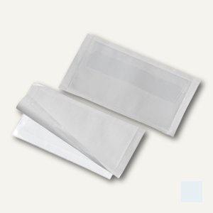 Selbstklebetasche Pocketfix, 106 x 65 mm, für Visitenkarten, 50 St., 8092-19