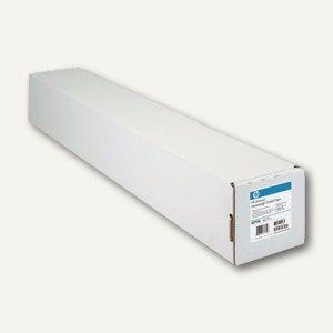 """HP Plotterpapier 42"""", gestrichen, 90 g/m², 1067 mm x 45.7 m, weiß, C6567B"""
