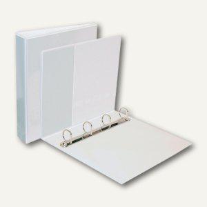 Ringbuch PP DIN A4, 4-Ring-Mechanik, 62mm, transparent, 10er Pack, 17744086 - Vorschau