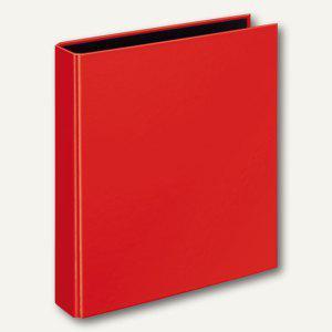 Ringbücher VELOCOLOR A5, Karton, 2 D-Ringe Ø 25 mm, hellrot, 10 Stück, 1151321 - Vorschau