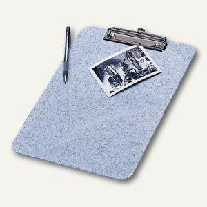 Wedo Klemmbrett stabil DIN A4, granit, 57670