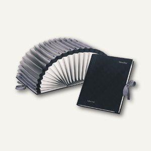 Pagna Vorordner mit 20 Fächern A-Z für DIN A4, schwarz, 24211-04