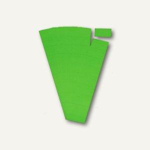 Ultradex Steckkarten für Planrecord Tafeln, 6 cm, hellgrün, 90er Pack, 140601