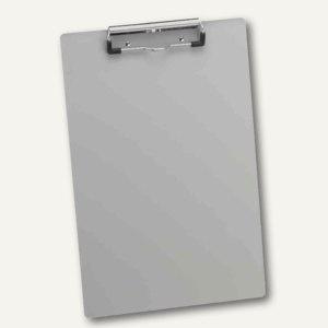 Klemmbrett Aluminium DIN A4+, Designer Clip, 216 x 330 mm, 3 Stück, 21518