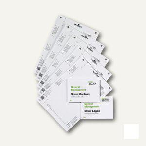Durable DOOR SIGN Refillbögen f. Einsteckschilder, 149 x 52.5mm, 50 St., 4850-02 - Vorschau